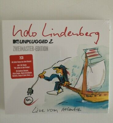 Udo Lindenberg - MTV Unplugged 2-Live vom Atlantik - (2x CD) - Zweimaster - Edit