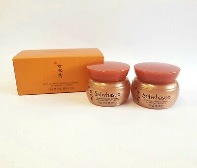 Sulwhasoo Concentrated Ginseng Renewing Cream EX KIT (2 ITEMS) [5ml/5ml]