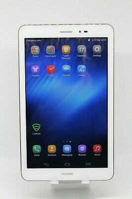 Huawei MediaPad T1 8.0 EE White Android smartphone tab tablet *FREE FAST P&P*