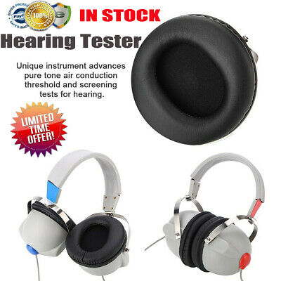 Hearing Screening Headphone Headset Air Conduction Audiometer for Hearing Test