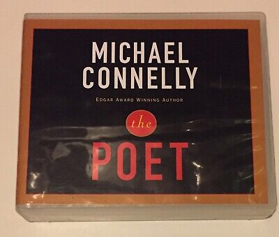 The Poet— Unabridged CD Audiobook By Michael Connelly