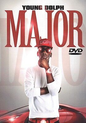 Young Dolph-  'Major' ...Dvd.... Music Videos... 2019.. Super Hot!!