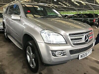 "2008 Mercedes-Benz Gl320 3.0 Cdi - Satnav, 7 Seats, Leather, 20""Alloys, Lovely"