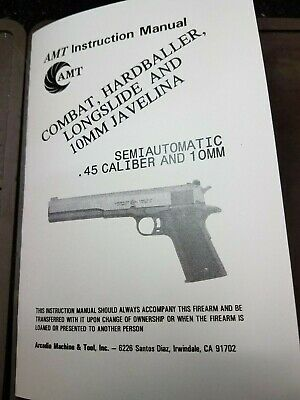 FACTORY ORIGINAL TAURUS PT 27/7 G2 owner's manual 9mm 40 cal