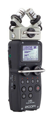 Zoom H5 Portable Digital Recorder (NEW)