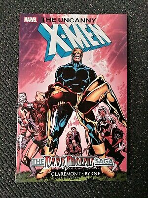 Marvel Comics The Uncanny X-Men Dark Phoenix Saga TPB Chris Claremont John Byrne