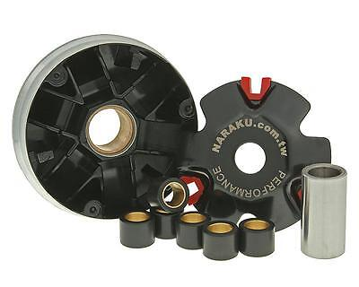 Kymco Agility RS 50 4T 4.8 gram HD Variator Rollers 16x13mm