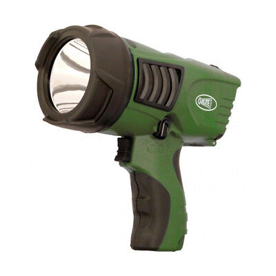 Clulite Clu-Briter Rechargeable LED Hand Torch - Green