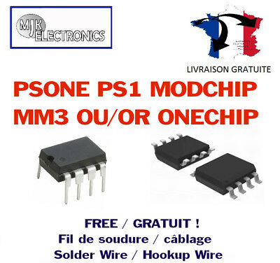 OneChip / MM3 Playstation PAL PSOne (PSX, PS1, PSOne Chip)