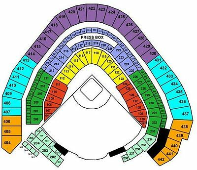 4 Brewers vs. Cubs 9/6 section 318 row 4 club infield box tickets- aisle seats!