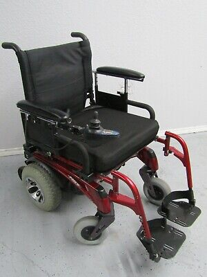 """Quickie P222 Se  Wheelchair High Speed 8.5 Mph. Large Seat, 20""""."""
