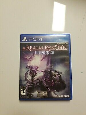 FINAL FANTASY XIV: A Realm Reborn PS4 [Brand New] - $20 92