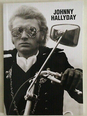 BLOC NOTES - johnny hallyday
