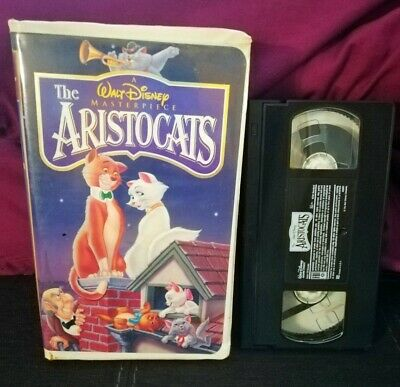 The Aristocats (DVD, 2000, Gold Collection) Walt Disney Masterpiece Collectors
