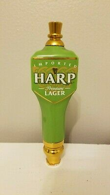 Blonde Lager *NEW in Box* Guinness Beer Tap Handle
