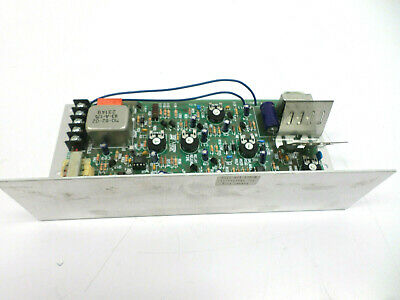 Dukane Nurse Call Zone Amplifier PC Board 110-2250A Pro-care GE Star Ascom VOR