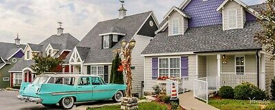 7 Day Vacation Cottage* Branson, Mo *Available May Thru December*Sleeps 6