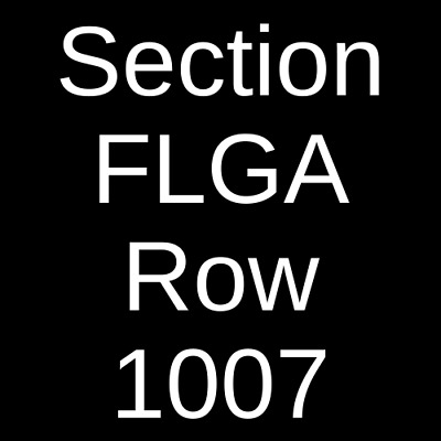 2 Tickets Tyler The Creator 9/29/19 AmericanAirlines Arena Miami, FL