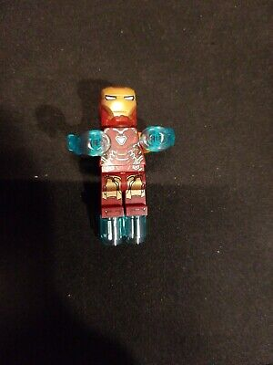 2019 Super Heroes Marvel Avengers Endgame Ironman MiniFigure 76131 Lot RED1