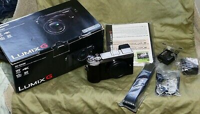 Panasonic Lumix DC-GX9 Mirrorless Camera 20.3MP Body Only, Silver