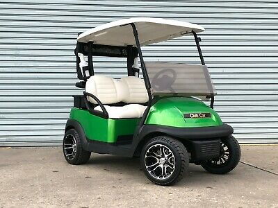 2016 Club Car PRECEDENT 48V Electric Golf Cart Buggie Buggy ERIC NEW BATTERIES