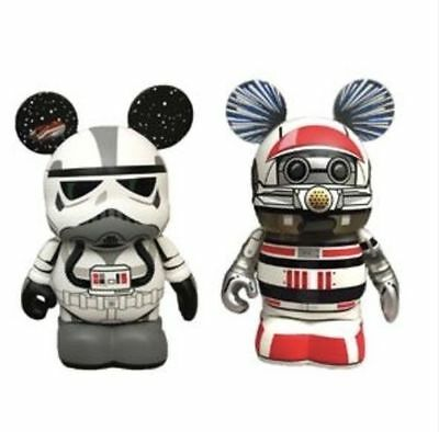 D23 Expo 2017 Exclusive Star Tours 30th Anniversary Vinylmation Eachez Unopened