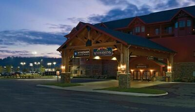Great Smoky Mt, Wyndham Great Smokies Lodge 2 BR Deluxe July 31-Aug.3,  3 nt/4 d