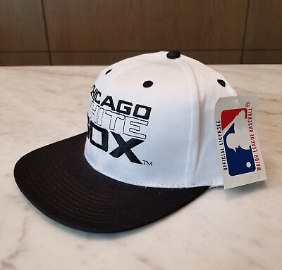 87d09cb2 CHICAGO WHITE SOX Vintage 90s Snapback hat Deadstock New supreme ...