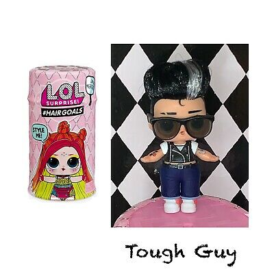 LOL Surprise Makeover Series 5 WAVE 2 *TOUGH GUY Doll Boys Sparkle  1 3 6 L.o.l