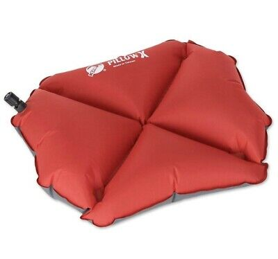 Klymit Pillow X Soft Inflated Outdoor Travel Camp Pillow