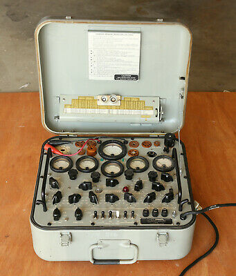 J. H. Keeney & Co. Inc.tv-2B/U Tube Tester