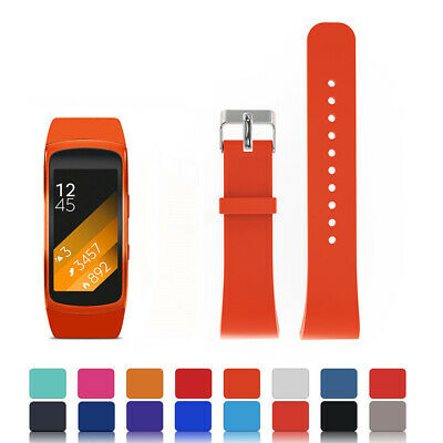 200/222mm Silicone Bracelet Band Strap for Samsung Gear Fit2 R360/Pro R365 chic