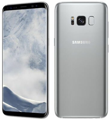 Samsung Galaxy S8 64GB SM-G950U T-Mobile AT&T Unlocked GSM Android Smartphone