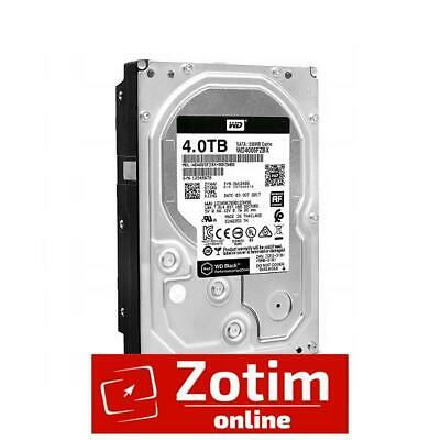 "WD 4TB, WD4005FZBX, Black 3.5"" Performance Desktop HDD, 7200 RPM"