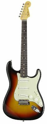 New Fender Custom Shop 1960 Stratocaster NOS 3-Color Sunburst Guitar From Japan