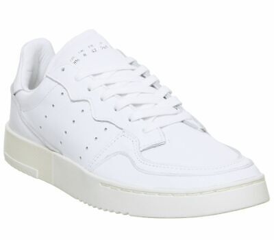 Mens Adidas Supercourt Trainers White Off White Trainers Shoes