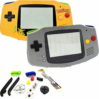 New Hard Case Housing For Nintendo GameBoy Advance GBA Console Case Shell Kits