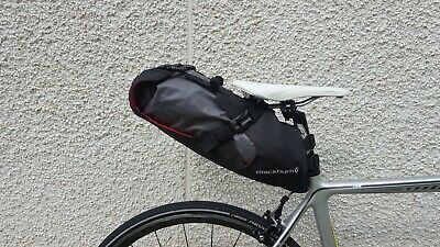 Blackburn Outpost Bikepacking Seat Pack w/ Dry Bag (cycling, luggage, panniers)