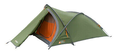 Vango 2 Person Trekking Tent - Hydra 200 Tent, Pine Green (2019) - New