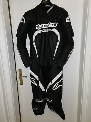 Alpinestars Suzuka 1PC Gr. 54 in Top Zustand inkl Knieschleifer