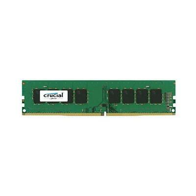 Crucial 4Gb Ddr4 Udimm 2666Mhz Cl19 Unbuffered Single Stick Pc Ram