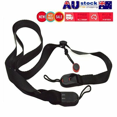 Multi-functional Camera Strap Quick-Release Belt for Digital Sports Camera fv