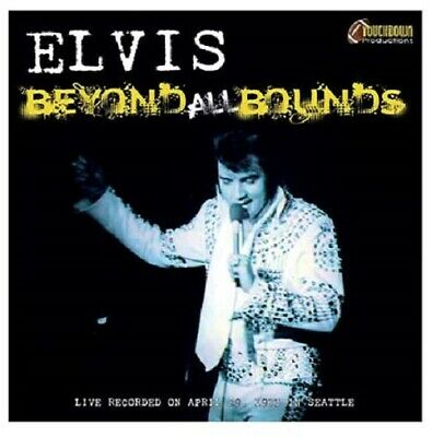 ELVIS PRESLEY - BEYOND ALL BOUNDS  -  Touchdown Label