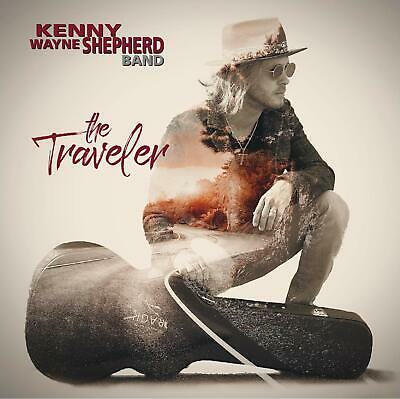 Kenny Wayne Shepherd - The Traveler [CD] Sent Sameday*