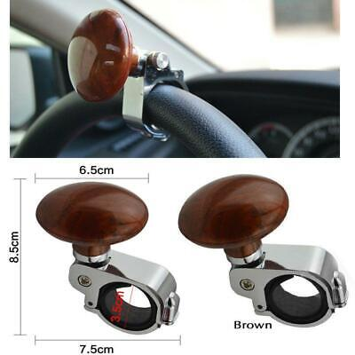 Steering Wheel Knob Spinner Hand Handle Turning Car Lorry Truck Universal Aid