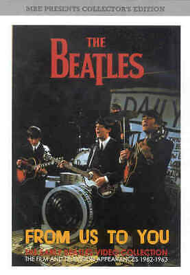 BEATLES From Us To You Collectors Edition>>2 DVD