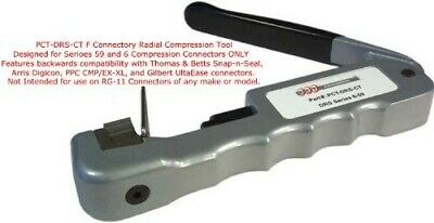 PCT International Compression Tool for PCT-DRS-CT-AS Connectors