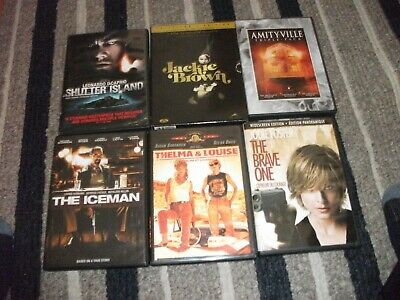 DVD Movies Films LIKE NEW CONDITION CHOOSE FROM LIST