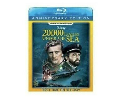 20000 Leagues Under The Sea Blu Ray Pre-Order