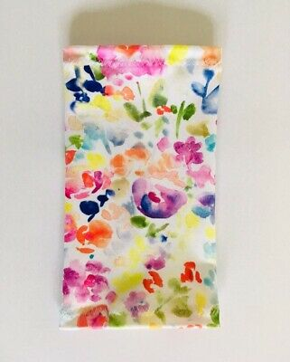 Lycra PICC Line or Freestyle Libre Cover - Spring Flowers